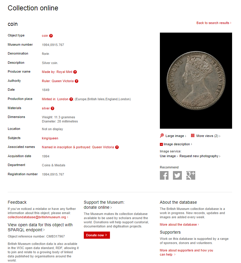 Help | The British Museum Images